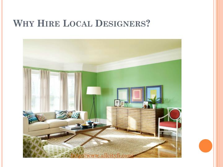 Why Hire Local Designers?