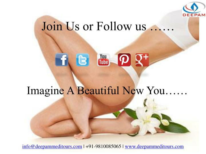 Join Us or Follow us ……