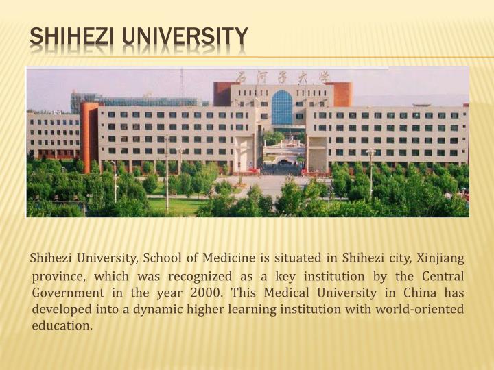 Shihezi