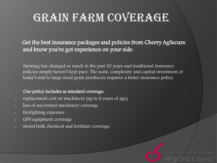 Grain Farm Coverage