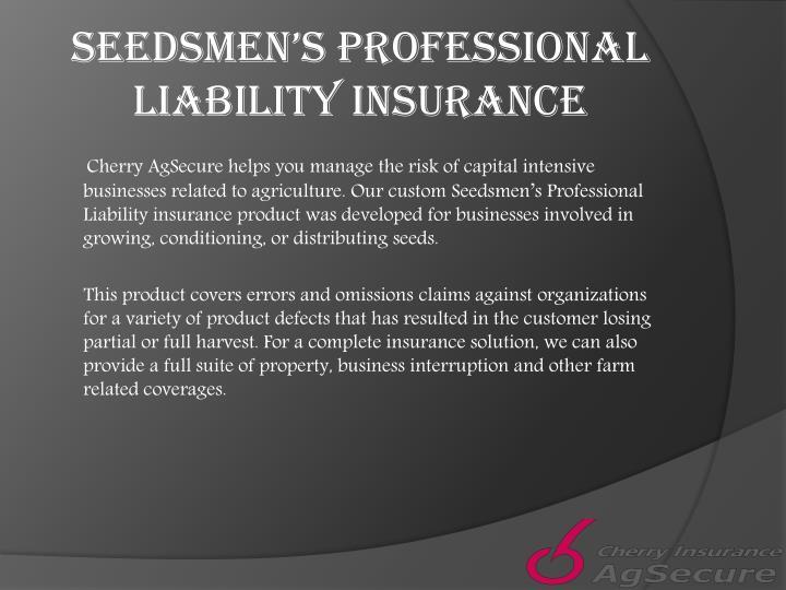 Seedsmen's