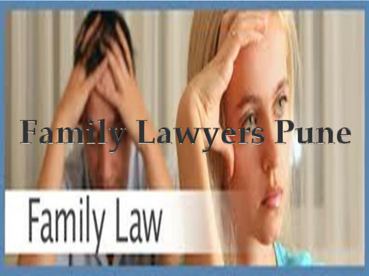 Family Lawyers Pune