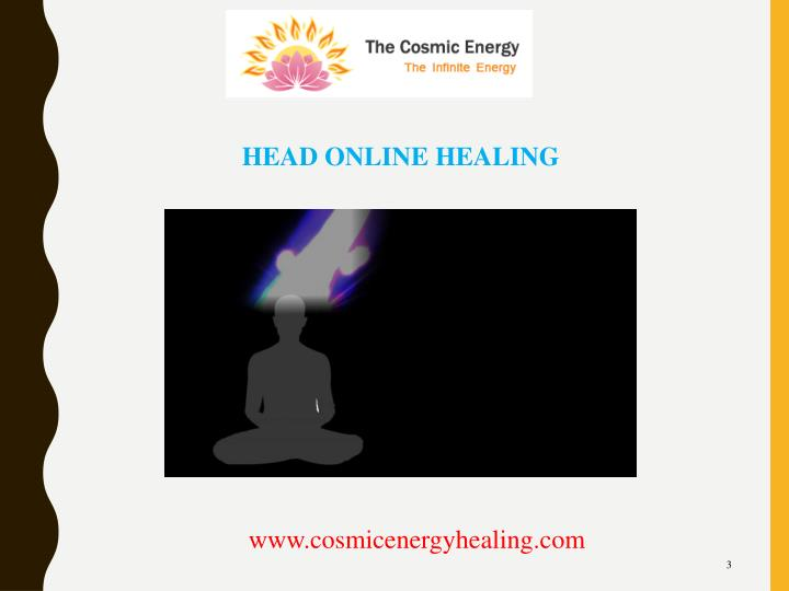 HEAD ONLINE HEALING