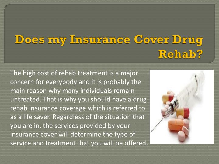 Does my Insurance Cover