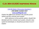 cja 394 guide inspiring minds8