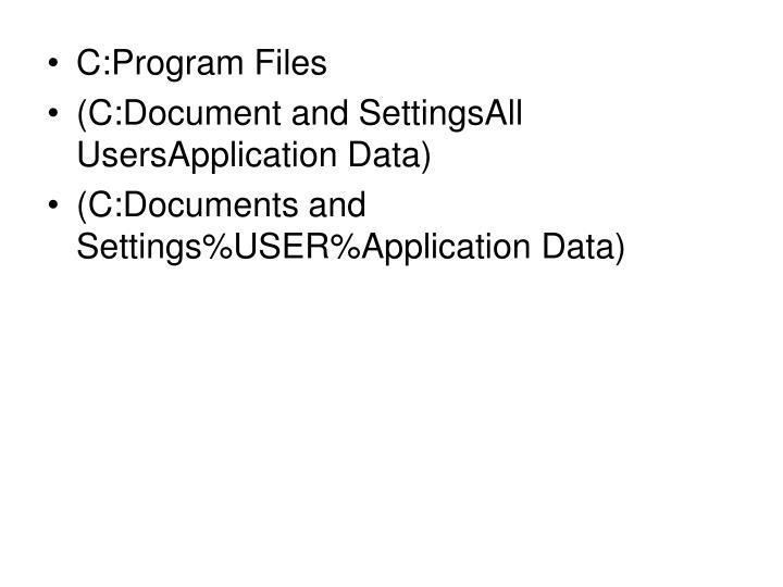 C:Program Files