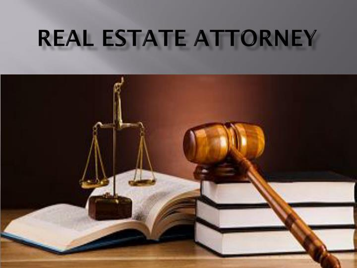 how to choose a real estate attorney