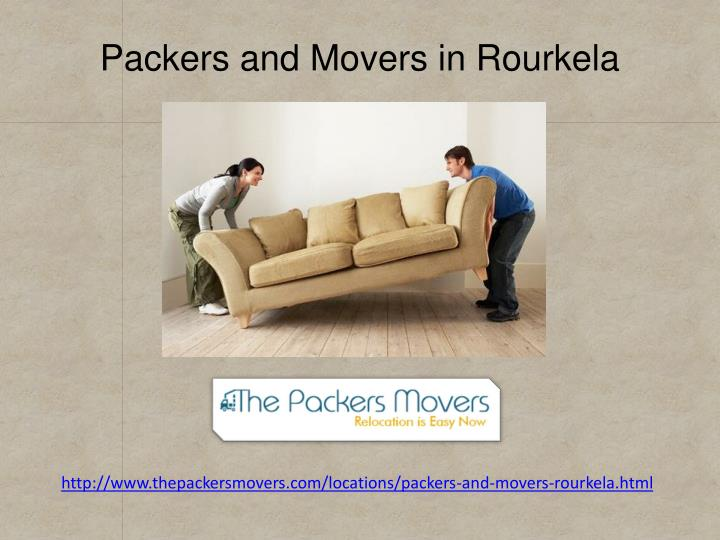 Packers and Movers in Rourkela