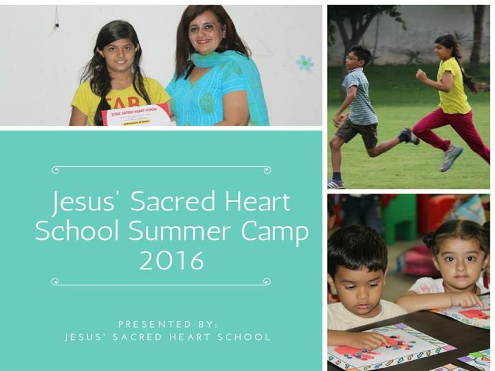 Jesus sacred heart summer camp 16