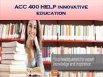 acc 400 help innovative education15