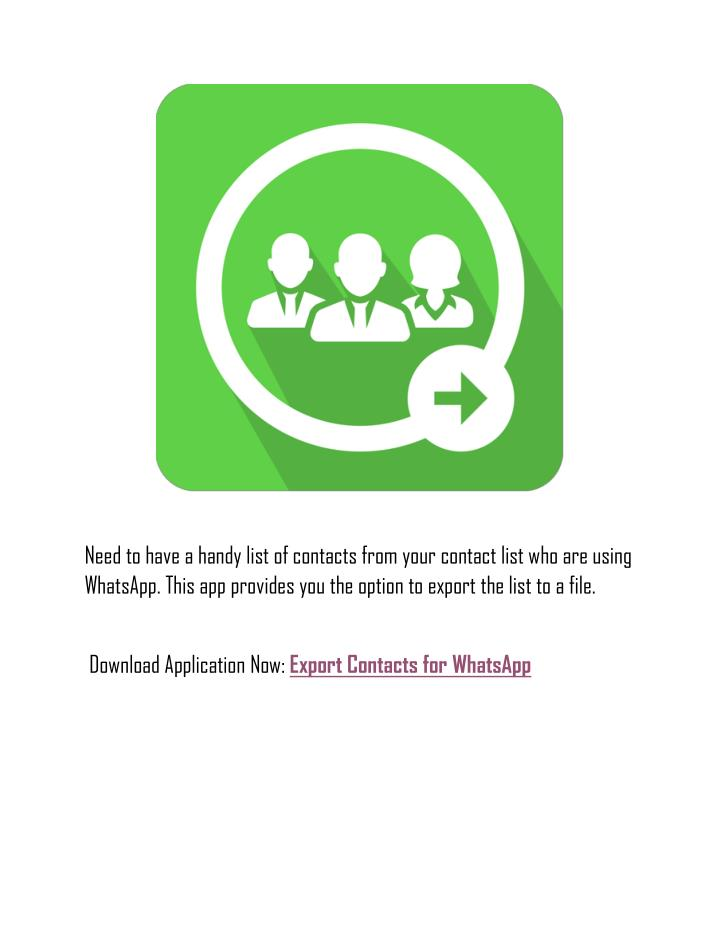 how to delete whatsapp contact list
