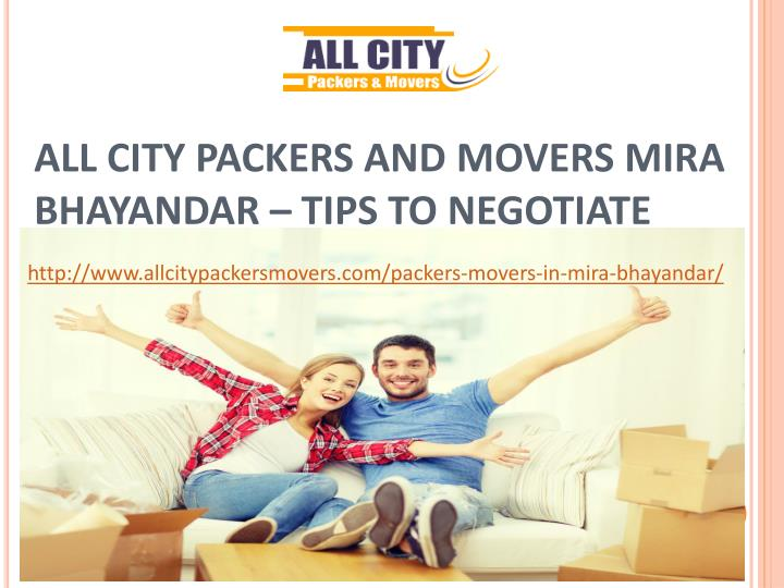 All city packers and movers mira bhayandar tips to negotiate