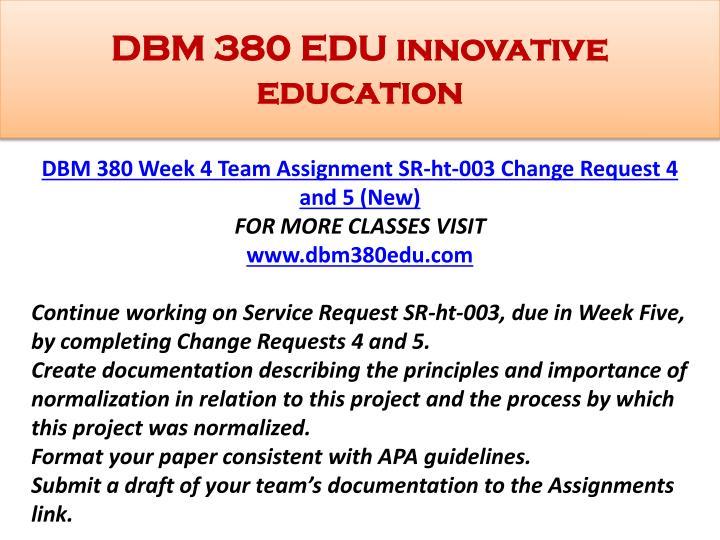 Sr ht 003 completing change request 2