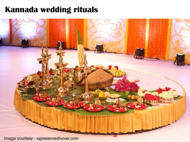 Kannada wedding rituals