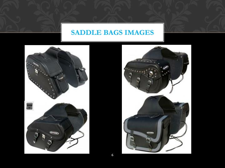 Saddle bags Images