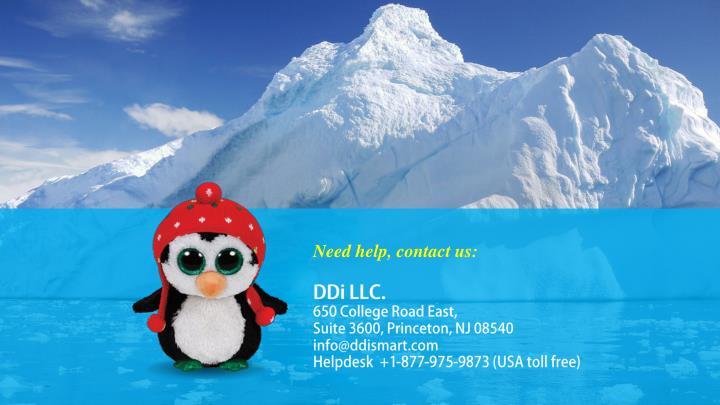 Need help, contact us: