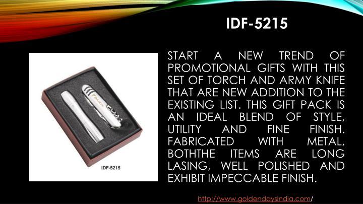 IDF-5215