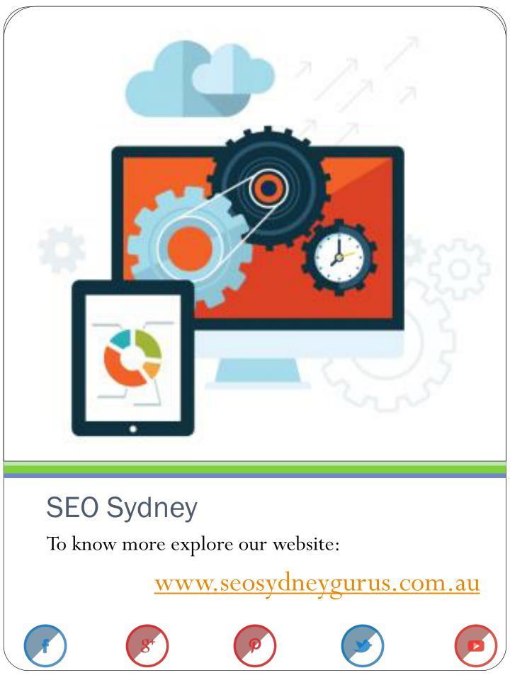 Seo Expert Sydney