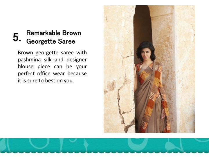 Remarkable Brown