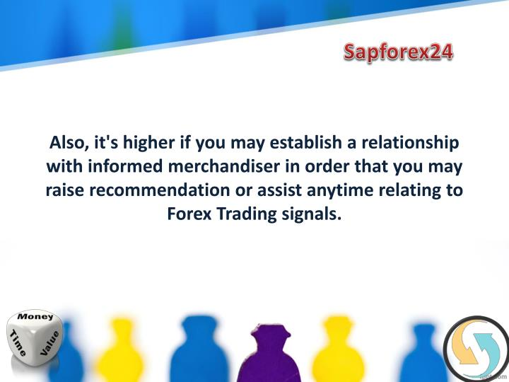 Informed trades forex