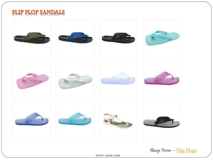 Flip Flop Sandals