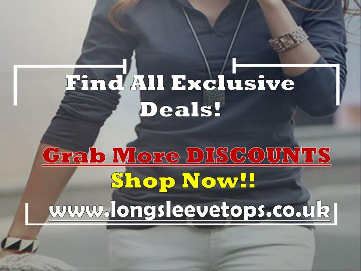Find All Exclusive Deals!