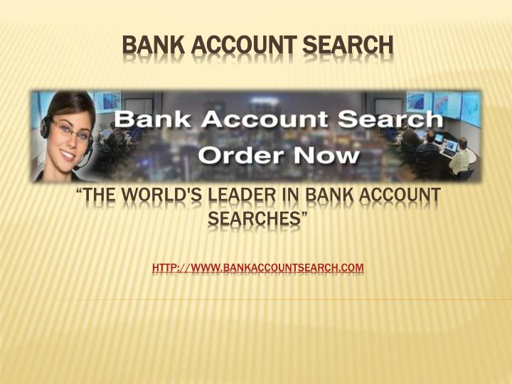 Search for porn through bank account