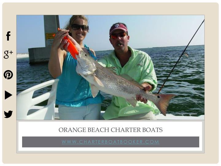 Orange Beach Charter Boats