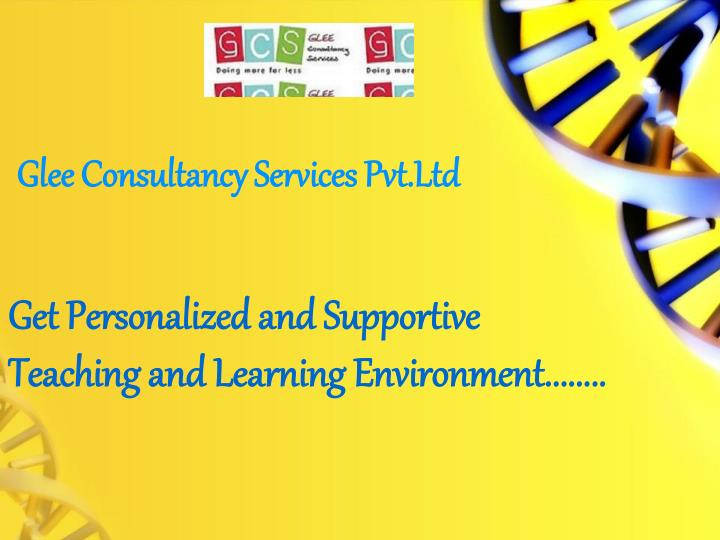 Glee Consultancy Services Pvt.Ltd