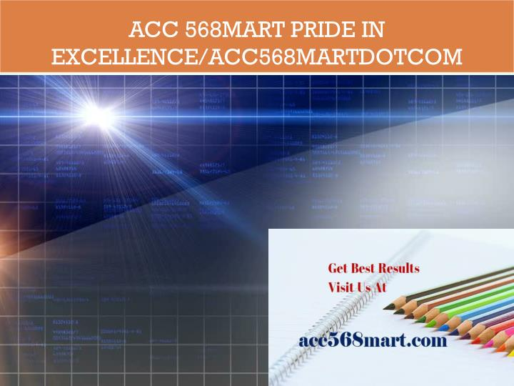acc 568mart pride in excellence acc568martdotcom