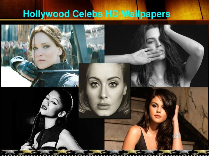 Hollywood Celebs HD Wallpapers