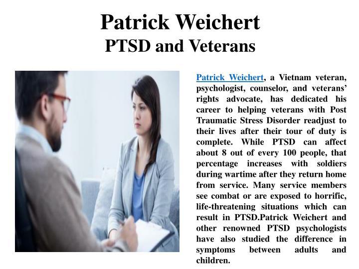 Patrick Weichert