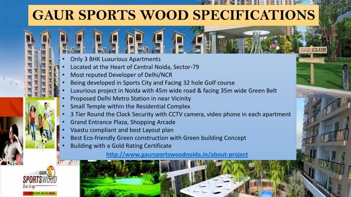 GAUR SPORTS WOOD SPECIFICATIONS