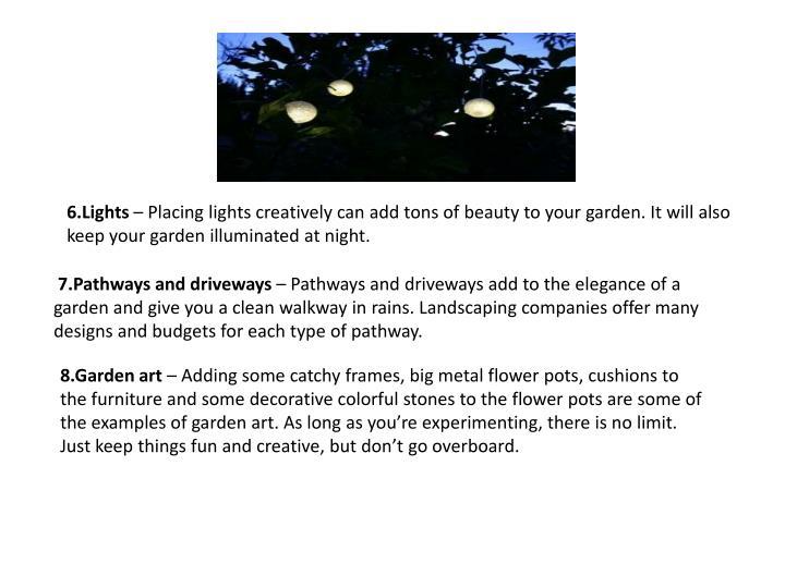 6.Lights
