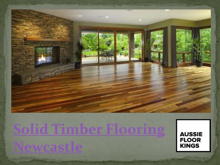 Solid Timber Flooring Newcastle