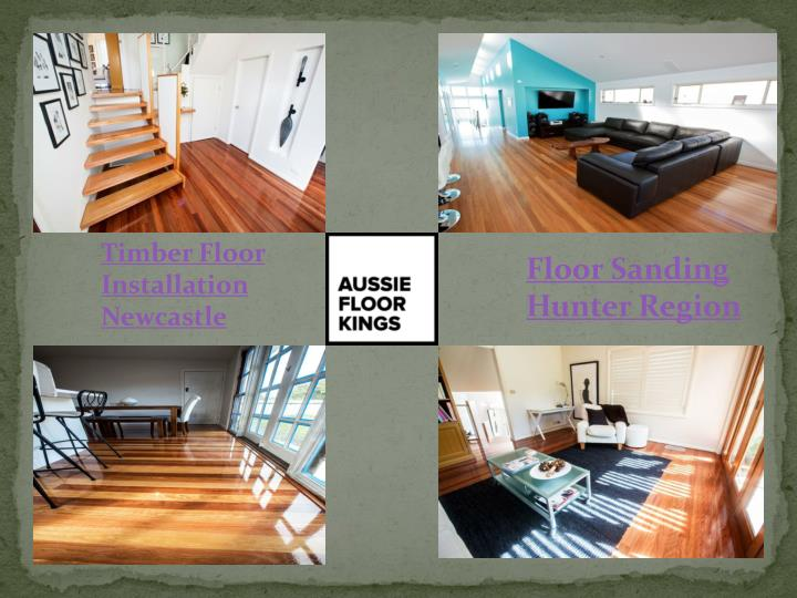 Timber Floor Installation Newcastle