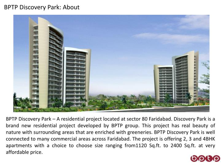 BPTP Discovery