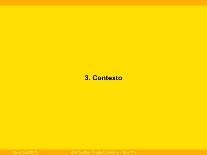 3. Contexto