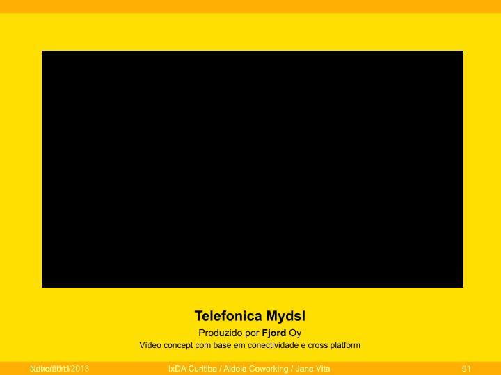 Telefonica Mydsl