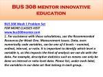 bus 308 mentor innovative education3