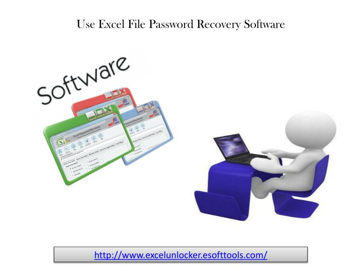 Use Excel File Password Recovery Software