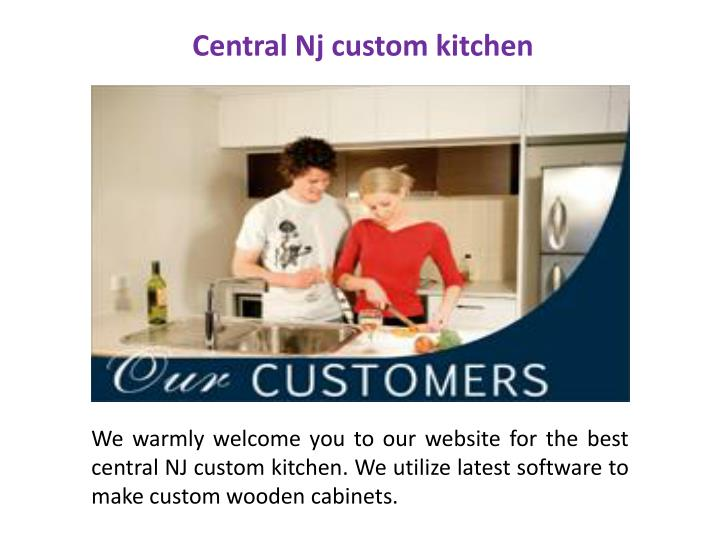 PPT South Jersey Custom Kitchen PowerPoint Presentation ID 7370980
