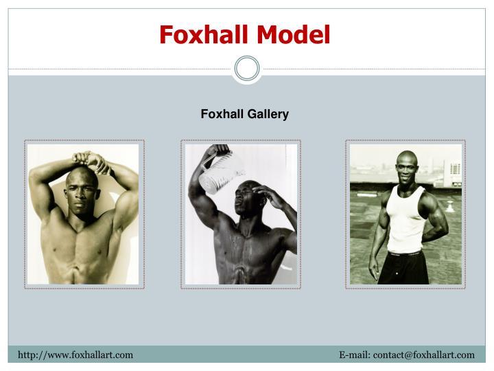 Foxhall Model