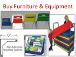buy furniture equipment