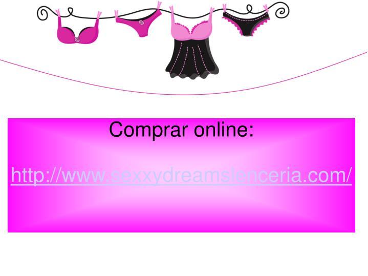 Comprar online:
