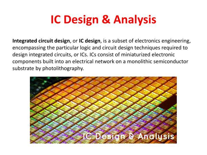 IC Design &