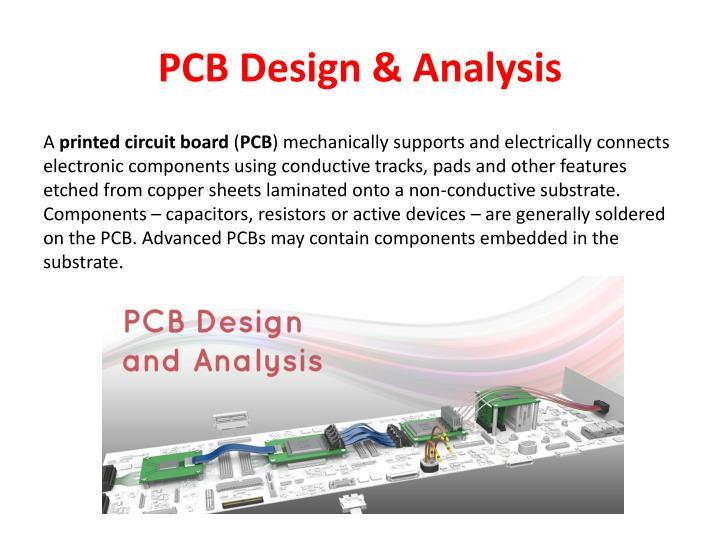 PCB Design &