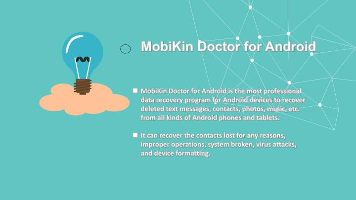 mobikin doctor for android reviews