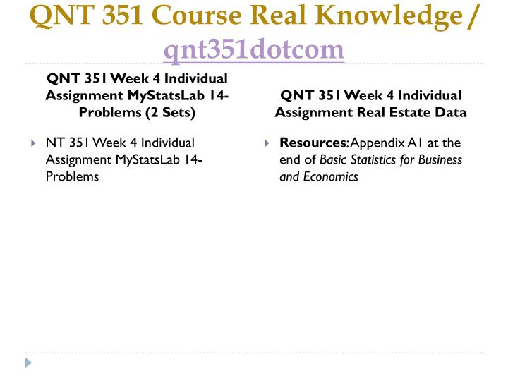 qnt 351 compare the mean of two or more groups Study qnt 351 entire course, qnt 351 entire class, qnt 351 uop tutorial, qnt 351 uop assignment flashcards play games how does the five-step procedure for hypothesis testing differ when comparing two groups using a t-or z-test comparing the means of two or more groups.