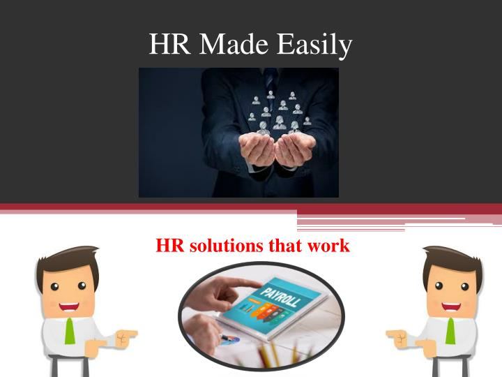 Hr made easily